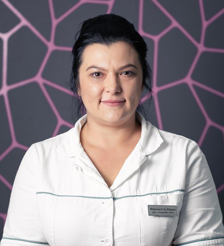 dr Biljana Miljanović