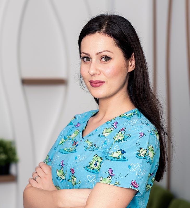 dr Tijana Miljanović
