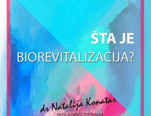 Šta je biorevitalizacija?