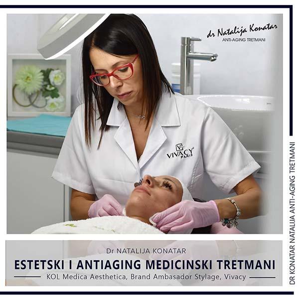 Estetska aniaging medicinski tretmani
