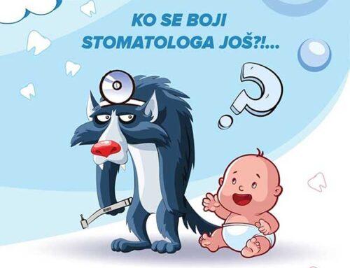 Ko se boji stomatologa još?