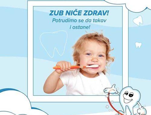Zub niče zdrav!!!