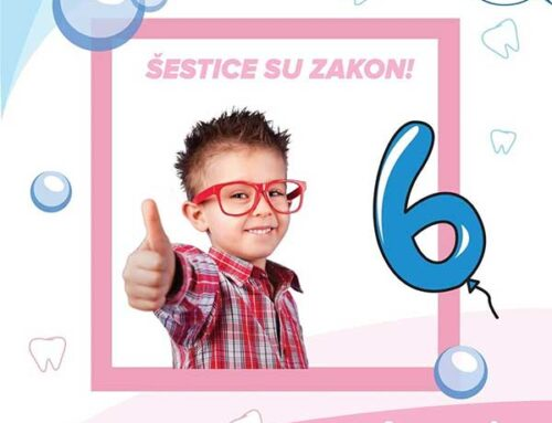 ŠESTICE SU ZAKON!
