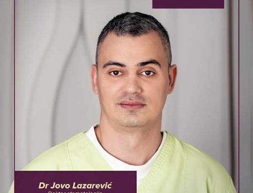NAŠ TIM – dr Jovo Lazarević