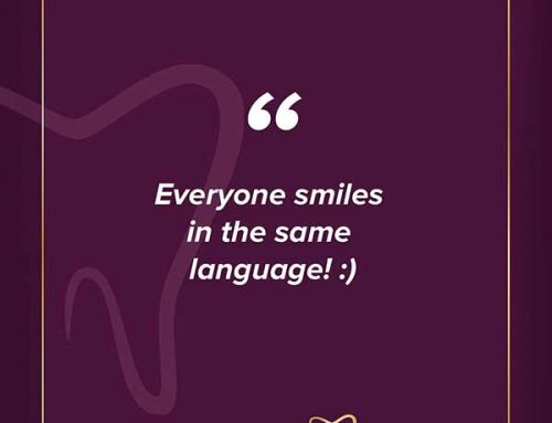 Osmjeh je jedina stvar koja ima isto značenje širom cijelog svjeta