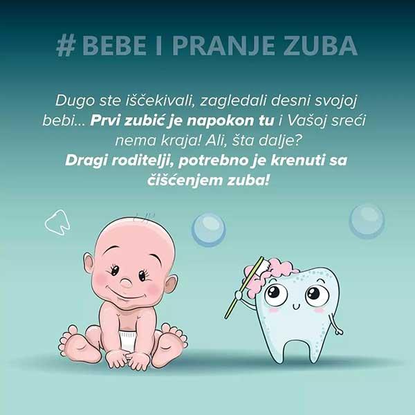 Pranje zuba kod beba1